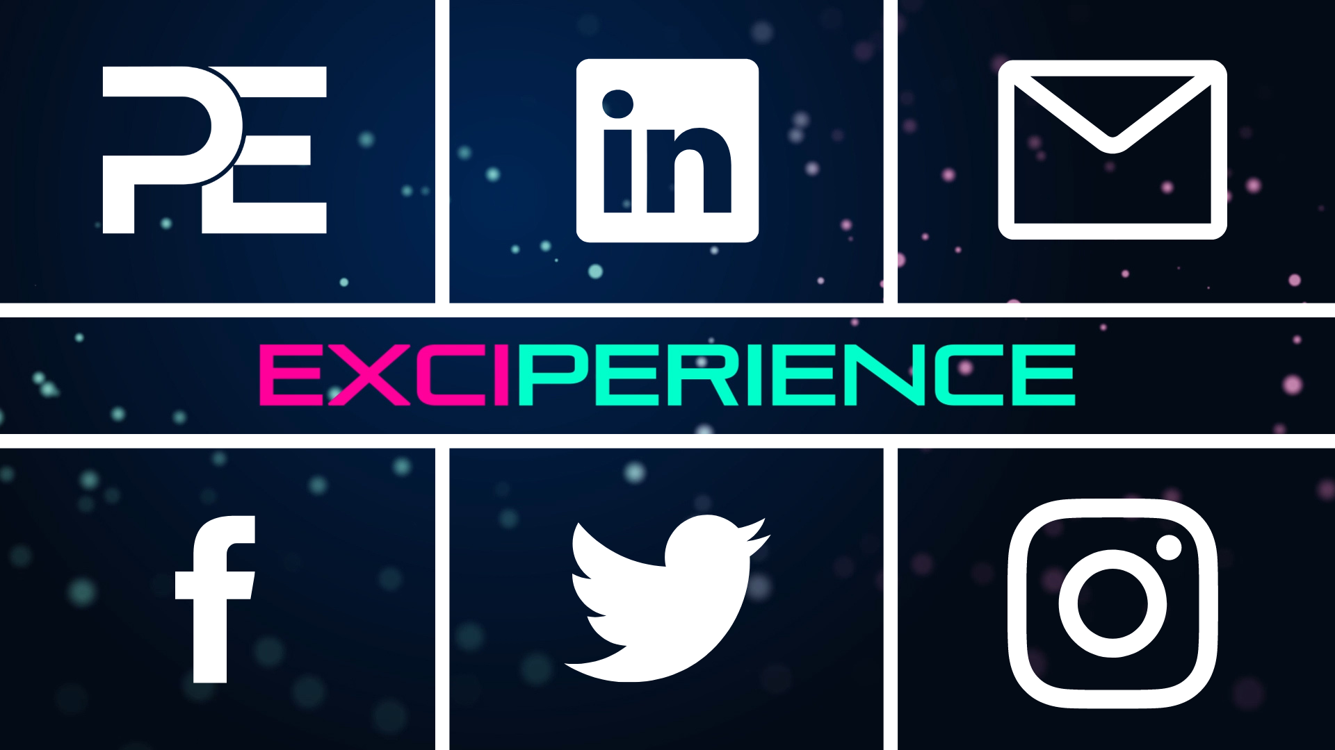 ExciPerience Social Channels